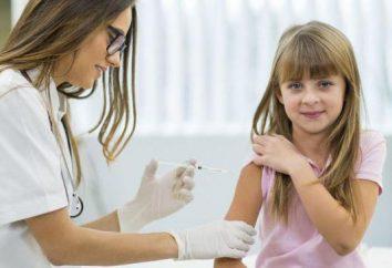 La vaccination contre le tétanos: douleur au site d'injection ou d'autres réactions