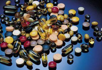Vitamin B im Bodybuilding: die Dosierung, wie zu nehmen