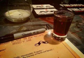Tinktur von Aronia Wodka: die Geheimnisse eines Rezepts