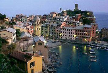 Liguria, Włochy: kurortów, Podróżni