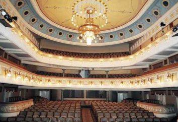 Teatr. Gorky Symferopol: historia, repertuar, recenzje