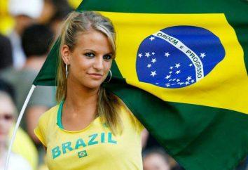 donne brasiliane: i segreti di bellezza, personalità e del comportamento