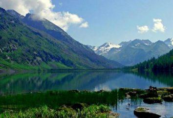Seen von Russland. Der tiefste See in Russland. Namen von Seen von Russland. Der größte See in Russland