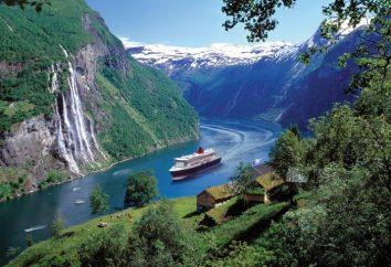 Niesamowite i piękne Półwysep Skandynawski