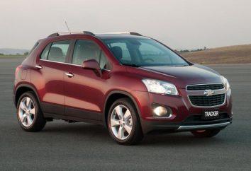 """""""Chevrolet Tracker"""": las especificaciones técnicas, fotos, opiniones de los propietarios"""