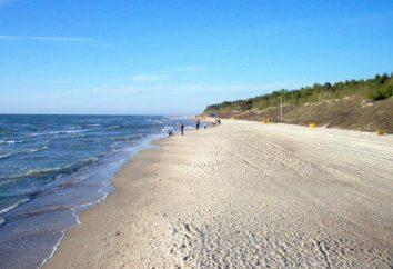 Morze Bałtyckie: głębokości i ulgi, opis, położenie geograficzne