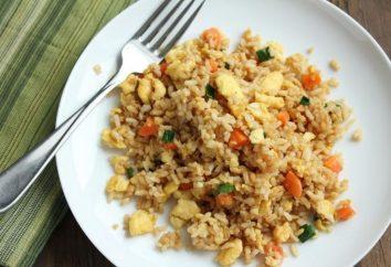 étape simple recette pas à pas pour le riz dans multivarka