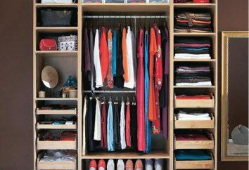 Jak zrobić szafę z rękami: cechy procesu