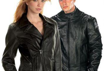 Como escolher uma jaqueta de couro, casaco ou jaqueta
