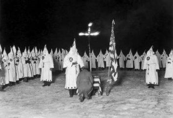 Ku Klux Klan e sua história