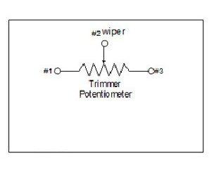 Trimmer resistor – uno de los principales elementos electrónicos