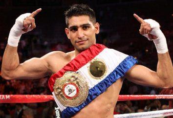 Amir Khan: sportowych osiągnięć brytyjskiego boksera