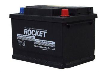 """bateria de carro """"Rocket"""": opiniões e as características"""