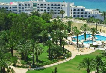 "4 * hôtel ""Marhaba Resort"" (Tunisie): description et commentaires"