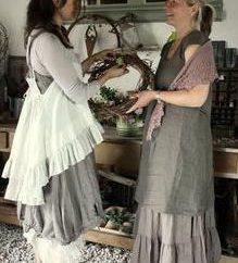 Styl Provence w ubraniach: oda do prostego romansu (zdjęcie)