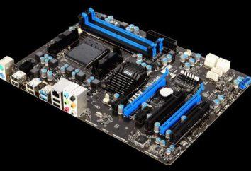 Płyta główna MSI 970A-G43: przegląd, testy i opinie