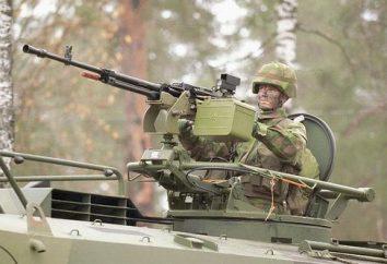 Gun « : » Utes conception et la portée