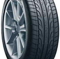 A propos de pneus sport Dunlop SP Sport 9000. Avis automobilistes