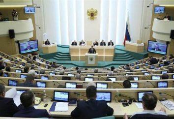 Funkcje Zgromadzenia Federalnego Federacji Rosyjskiej zgodnie z Konstytucją: typowe, komentarze