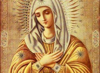 """""""Tenerezza"""" – l'icona della Madre di Dio. La preghiera, l'importanza"""