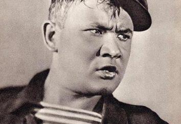 Aktor Andreev Boris Fodorovich: biografia, rodzina, filmy