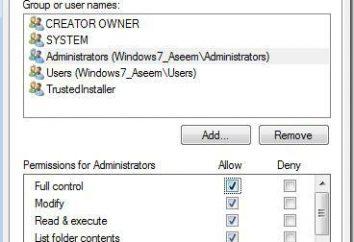 """TrustedInstaller – ¿qué es? TrustedInstaller Windows 7. """"Solicitud de permiso de TrustedInstaller"""" – ¿qué hacer?"""