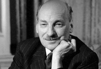 Ettli Klement – wybitny polityk XX wieku. Attlee klemenet: polityka wewnętrzna i zewnętrzna