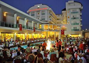 Merve Sun Hotel Spa 4 * (Turquie / Côté) – photos, prix et avis des clients
