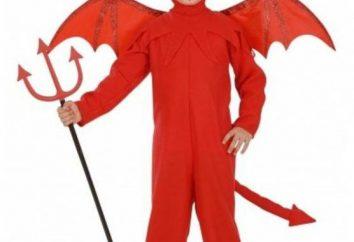 Kostüm-Funktion – ein tolles Outfit für eine Maskerade, wenn Sie keine Angst vor den dunklen Kräften