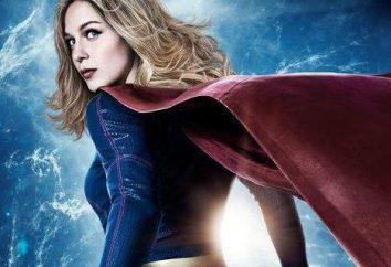 """Quem é a atriz principal em """"Supergirl""""?"""