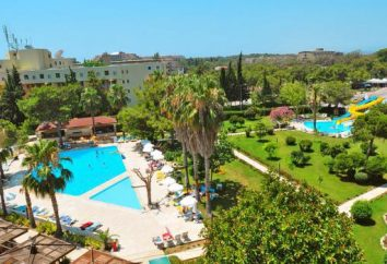 Side Ally Hôtel 4 * (Turquie / Side) – photos, prix et commentaires