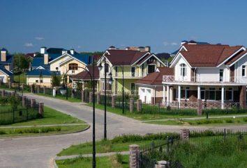 """villaggio chalet """"Greenfield"""", New Riga: descrizione, le indicazioni e recensioni"""