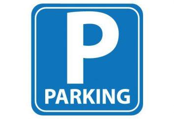 Parcheggio – che cosa è questo?