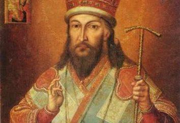 San Demetrio di Rostov: biografia, libri di preghiera. Vita di San Dmitriya Rostovskogo