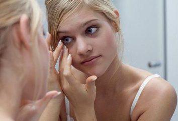 Negatywne skutki nosić soczewki. Konsekwencje długotrwałym noszeniu soczewek kontaktowych