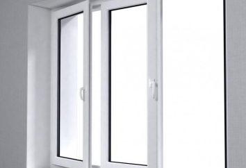 Alféizares de ventanas de plástico de PVC