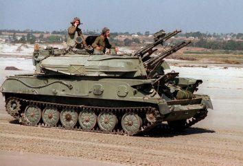 """Selbstfahr Flak-Waffe """"Shilka"""". ZSU-23-4 """"Shilka"""""""