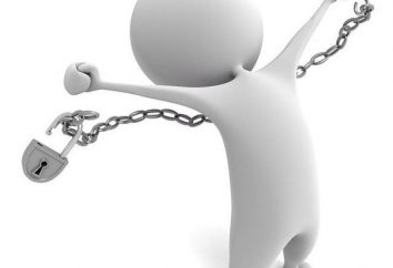 Che cosa rende una persona libera? Qual è il segreto?