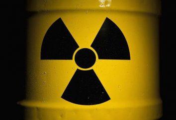 Alfa, gamma, radiación beta. Las propiedades de las partículas alfa, gamma, beta