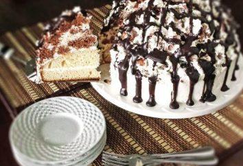 """Cake """"ragazzo riccio"""": ricetta"""