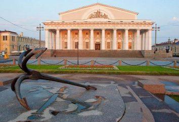 Czas pokaże! Budynek Giełda w Petersburgu