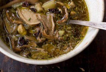 """Per i """"Dummies"""": come cucinare zuppa di funghi"""