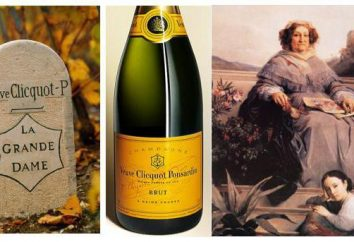 """""""Madame Clicquot"""" (champagne): Histoire, types, photos"""