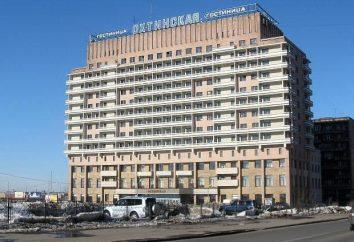 Saint-Pétersbourg, hôtel Okhtinskaya: description, photos, avis des touristes