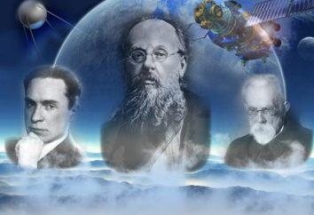 Art spatial russe. idées russes cosmisme