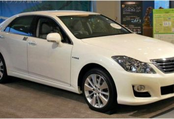 """Toyota Crown"" (Toyota Crown): description, spécifications et commentaires"