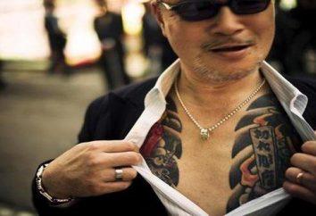 """""""Yakuza"""" (tatouage): importance et les photos"""
