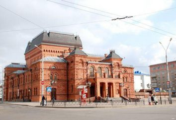 Teatro dramático (Mogilev): la historia, el repertorio compañía