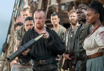 """Bewertungen der Serie """"Black Sails"""". Erscheinungsdatum, Handlung, Schauspieler und Rollen"""