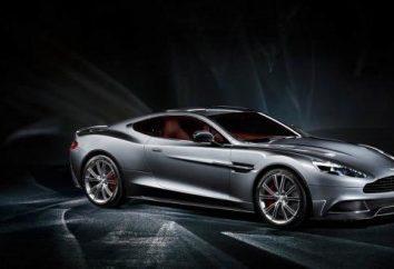 Aston Martin Vanquish – les choses les plus intéressantes sur la voiture pour 25 millions de roubles